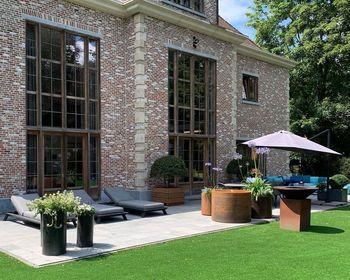 Keysers Tuinen - Terrasaankleding Brasschaat